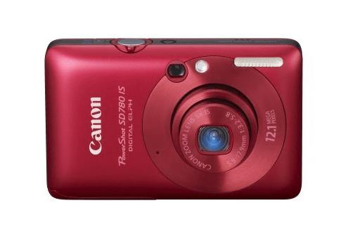 Canon PowerShot SD780IS 12.1 MP Digital Camera