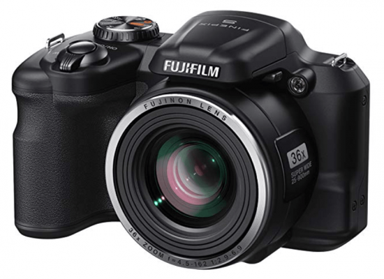 Fujifilm FinePix S8600 16 MP Digital Camera