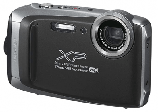 Fujifilm FinePix XP135 Rugged Waterproof Digital Action Camera