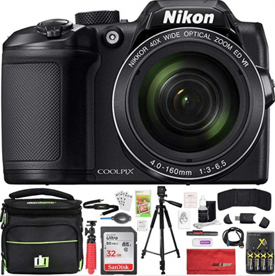 Nikon COOLPIX B500 16MP 40x Optical Zoom