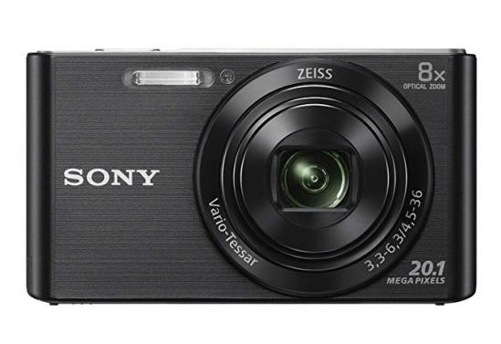 Sony DSCW830 B 20.1 MP Digital Camera